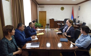 Perspectives of IT Sector Development in Artsakh Were Discussed