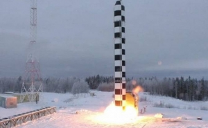 Russia Releases Sarmat ICBM Test Video (VIDEO)