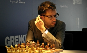 Aronian to Face Magnus Carlsen in 6th Round of ''Grenke Chess Classic''
