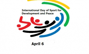 April 6- International Day of Sport for Development and Peace