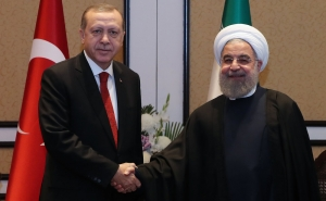 Erdogan and Rouhani Agreed to Maintain Cooperation for a Political Solution in Syria