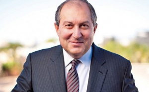 President Sarkissian Signs Bill on Ratifying CEPA into Law
