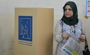 Iraqis Vote for Parliamentary Elections