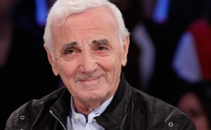 RA NA President Ara Babloyan Congratulates Charles Aznavour on His Birthday