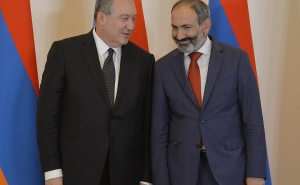 President and Prime Minister of Armenia Will Visit Georgia
