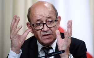 French FM: US Decision Endangers the Region as a Whole