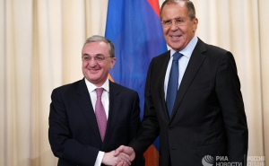 Yerevan Expects New High-Level Contacts with Russia, Mnatsakanyan