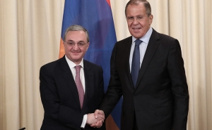 In Relations with Armenia Russia Proceeds from the Statements of Nikol Pashinyan: Lavrov