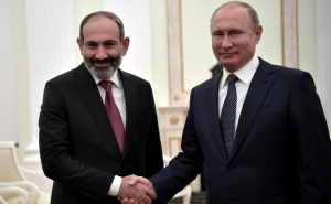 Kremlin Hosts Meeting Between Nikol Pashinyan and Vladimir Putin (PHOTOS)