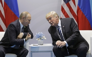 Trump Hopes To Discuss With Putin The Pulling The US Out Of Syria