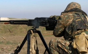 NKR Defense Army: During the Past Week Azerbaijani Armed Forces Violated the Ceasefire Regime About 300 Times