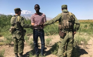 Guinea Citizen Ilegally Crossed Armenia-Turkey Border