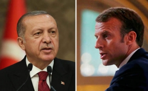 'You Don't Understand' Fury as Macron Brands Turkey 'Anti-European'