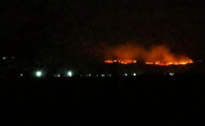 Fire on the Slopes of Mount Ararat Has Started to Quickly Spread Again