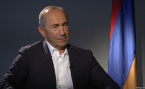Robert Kocharyan: Putin's Call Is a Serious Support