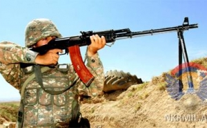NKR Defense Army: During the Past Week Azerbaijani Armed Forces Violated the Ceasefire Regime More Than Times