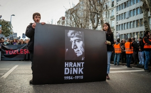 Istanbul Municipality Renames One of Streets of Şişli District After Hrant Dink