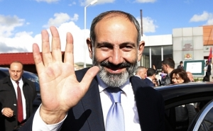 Nikol Pashinyan Congratulates Salome Zourabishvili on her Eection as President of Georgia