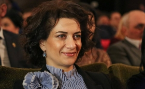 Acting PM's Spouse Anna Hakobyan to Depart for Switzerland on Working Visit