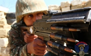 NKR Defense Army: During the Past Week Azerbaijani Armed Forces Violated the Ceasefire Regime About 250 Times