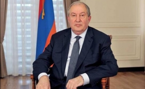 President Sarkissian Arrived in Georgia to Attend the Oath Taking Ceremony of Zurabishvili