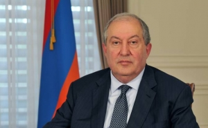 "President Sarkissian Takes ""Brief Vacation"""