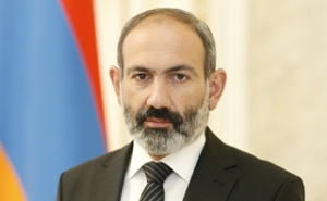 Nikol Pashinyan Offers Condolences to Hassan Rouhani