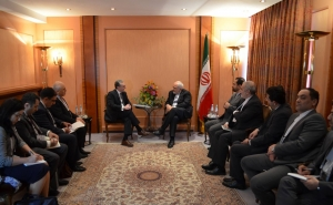 Mnatsakanyam and Zarif Met in Munich