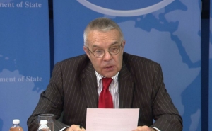 "Richard Hoagland: ""Lavrov Plan"" on Karabakh Peace not Backed by Conflicting Sides ""as yet"""