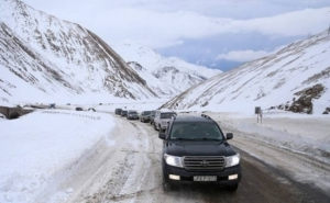 Some Roads in Armenia are Closed and Difficult to Pass