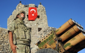 Turkey's Purchase of S-400 to Result in Reassessing F-35 Program