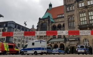 Town Halls Across Germany Evacuated After Threats