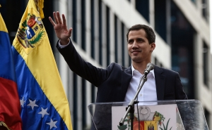 "Venezuela's Guaido Calls for ""Largest March in Country's History"""