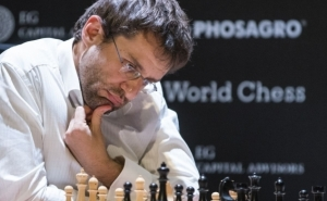 Grenke Сhess Сlassic: Levon Aronyan Shares a Point with Georg Meyer