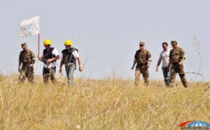 OSCE Mission Monitoring on Artsakh-Azerbaijan Border Passed in Accordance with the Agreed Schedule