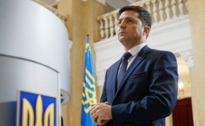 Ukraine's President Calls Snap Parliamentary Elections