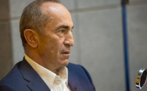 Kocharian Trial Suspended, Sent to Constitutional Court