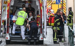 At Least 13 Hurt in Blast in Downtown Lyon