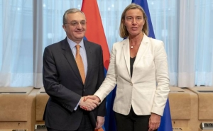 EU Reiterates Its Readiness to Deepen Political and Economic Relations with Armenia