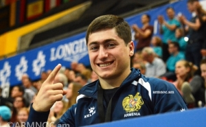 Summer Universiade: Artur Avetisyan Becomes Champion in Rings Exercise