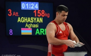 Armenia's Multiple Champion Aghasi Aghasyan Killed in Car Accident