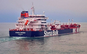 UK 'Deeply Concerned' Over Tanker Seizure