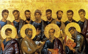 Commemoration of Christ's twelve Apostles and thirteenth Apostle - St. Paul