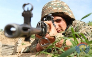 Azerbaijani Armed Forces Violated the Ceasefire Regime on the Artsakh-Azerbaijan Border about 95 Times