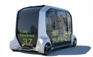 Tokyo 2020 to Have Innovative Vehicles
