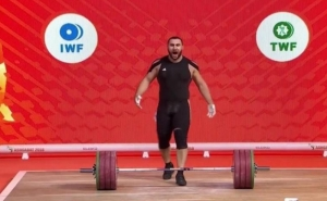 Armenia to Take Part in World Championship with 9 Weightlifters