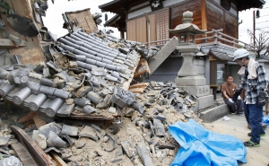5 Magnitude Earthquake on the Richter Scale Strikes Japan