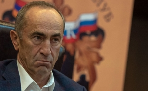 Ex-President of Armenia Will Remain in Custody