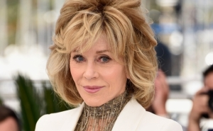 Jane Fonda Arrested During Climate Protest Outside U.S. Capitol