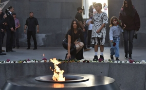We Will Never Forget that 1.5 Million Armenians Were Murdered: Kim Kardashian